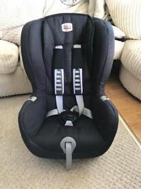 Britax car seat isofix duo plus