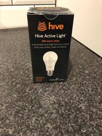 Hive Active Light - E27 Edison Screw