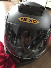Motorcycle bike helmet size xs 54 new never used bought few years ago