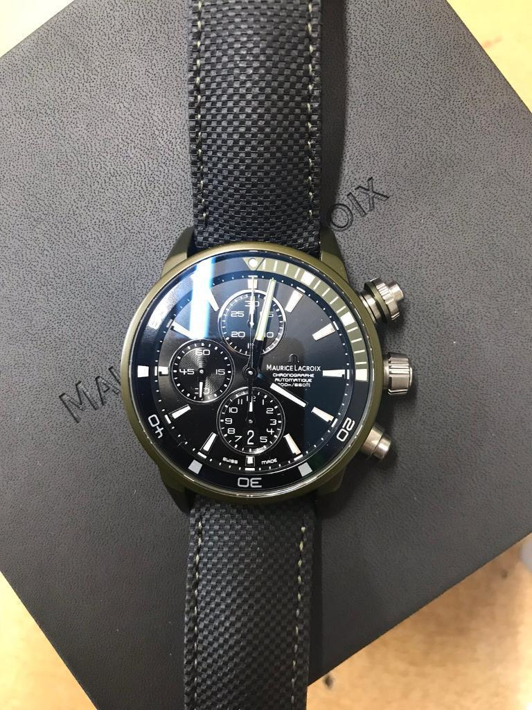 Hi I M Sell A Beautiful Maurice Lacroix Pontos S Extreme Men S
