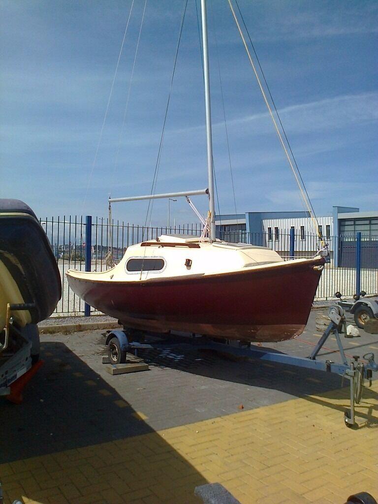 16 foot waiting boat