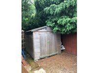 Free to collect, Garden Shed