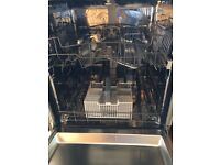 Second Hand Whirlpool Integrated Dishwasher (ADG 7560)