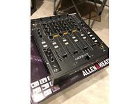 Allen & Heath XONE 43 4+1 Channel DJ Mixer - Great Condition, Boxed