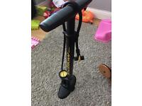 Joeblow max bike pump