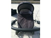 Mamas and Papas Zoom Pram and pushchair and lots accessories