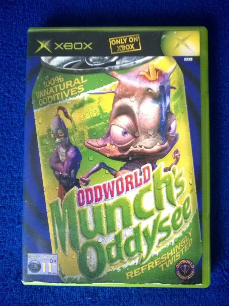 ODDWORLD MUNCH'S ODDYSEE (360 Compatible)