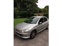 Peugeot 206 for sale, £600 ono