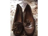 Linzi flat shoes