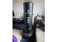 Body power pro free standing punchbag