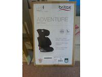 Britax child's car seat ages 4-12