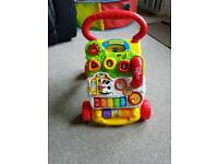 Vtech first steps walker