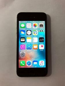 TELUS / KOODO Space Grey 32GB iPhone 5S (A Condition)