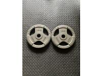 30kg olympic tri grip weights