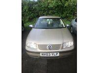 !!!*** VW BORA ABSOLUTELY PERFECT MECHANICALLY AUDI VAUXHALL FORD NISSAN ***!!!