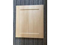 Maple Kitchen Door Brand New - MDF