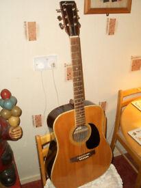 LORENZO DREADNOUGHT GUITAR