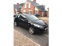 Mazda Mazda2, 2008, Black, 1.3 ts, 3 door. LOW PRICE FOR QUICK SALE.