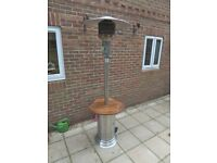 13.5kw Stainless Steel 'Outback' Patio Heater.