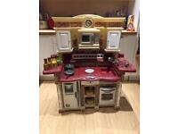 Step2 lifestyle partytime kids kitchen toy