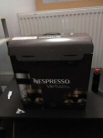 Brand new in box nespresso vertuo plus coffee machine