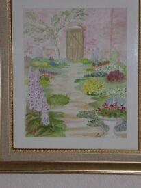 Origional Watercolour painting.