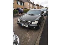 Mercedes C Class for quick sale