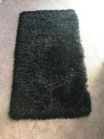 Asiatic Black Rug