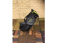 Dunlop lightweight golf stand bag