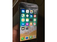 IPhone 6 16gb Unlocked small crack fully functional free accessories