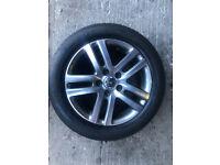 "Volkswagen Golf Spare Alloy Wheel 16"""