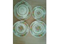 TAMS Dinner ware 12 pieces £10 or give reasonable offer