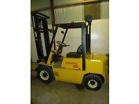 Forklift, 2.5 tonne Diesel Komatsu
