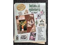 Botanical Ephemera By Hot Off the Press