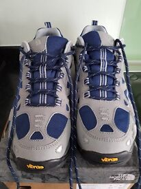 North Face Walking Shoes Good as new Worn once (wrong size) still in box bought 21/04/17 Size 8 UK