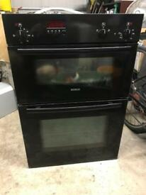 Bosch Intergrated Oven/ Grill