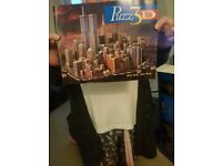 NEW YORK 3D PUZZLE OVER 3000 PIECES