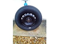 Toyota Aygo tyre