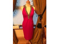 Pia michi dress size 10 -12 only worn once