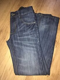 Boys age 13 next jeans