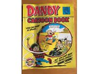 Dandy Comic Book from 1988.