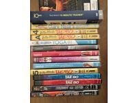 Various DVD'S / boxsets
