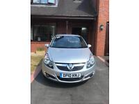 Vauxhall Corsa 1.4 litre 2010 5 door