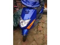 100cc Honda moped NEW