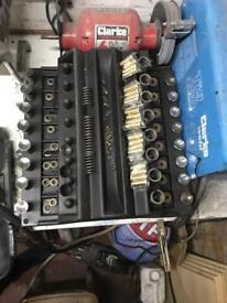 Supertech 1.8t 20v Valve Set With AGU Cylinder Head VW Audi Seat Skoda Uprated