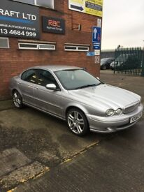 Jaguar X-Type 2006 Low mileage Automatic