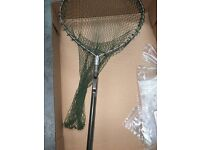 Deep keep fishing net