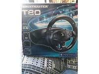 T80 Racing Wheel ps3/ps4