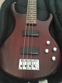 Bass guitar - Tanglewood Warrior II