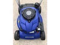Hyundai HYM400P 99cc / 400mm Push Rotary Petrol Lawn Mower